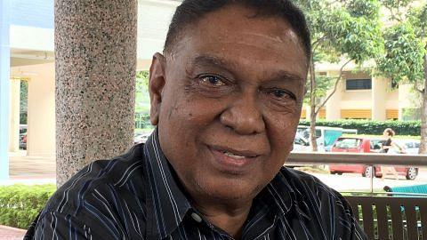 Pelbagai reaksi menyusuli pengunduran Sundram BOLA SEPAK SINGAPURA