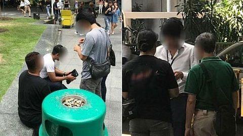 25 orang diberkas Kastam kerana hisap rokok seludup