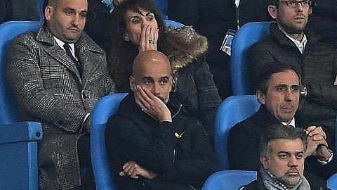 Guardiola salahkan pengadil atas kegagalan Man City
