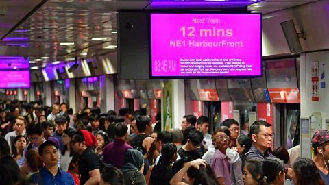 Kereta api NEL rosak, ramai penumpang terjejas