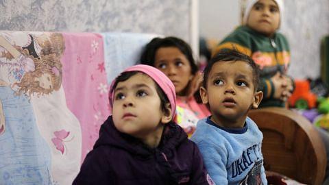 Penjual daging Mesir sedia rumah percuma bagi kanak-kanak pesakit barah