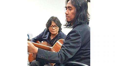 Kongsi ilmu dan pengalaman muzik di Brunei