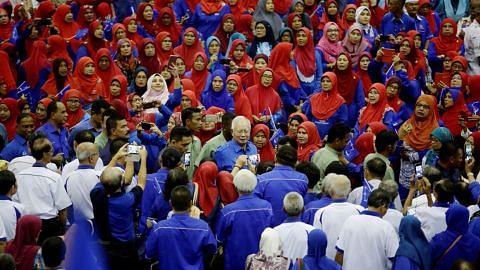 Najib: BR1M bukan rasuah, tapi perkongsian hasil ekonomi