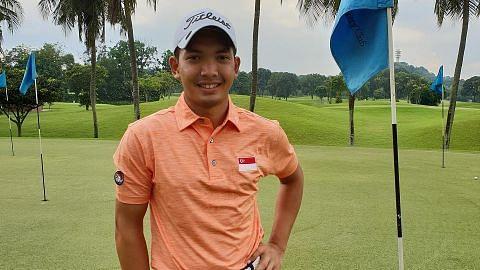 Impian jadi pemain golf profesional kian jadi kenyataan