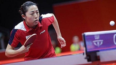 Tenis meja: Pasukan wanita berazam tebus kekecewaan di Kejohanan Dunia