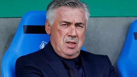Ancelotti dilapor dilantik bos baru Italy