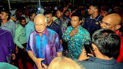 Najib: Perwakilan Cina lemah jika calon Cina BN ditolak
