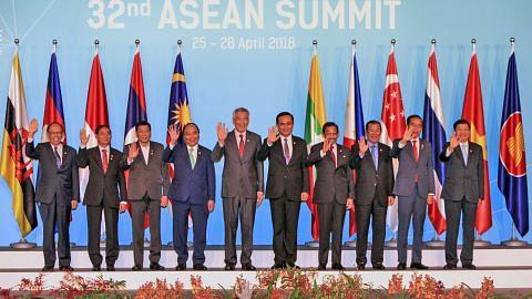 PM Lee: Asean perlu cari ruang dan komitmen baru untuk bekerjasama