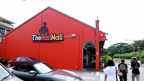 SPH Reit rancang beli The Rail Mall pada harga $63 juta