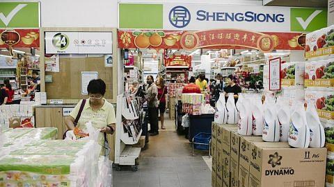 Laba Sheng Siong naik 6.6 peratus pada suku pertama