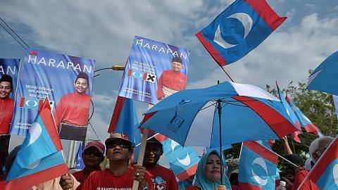 PILIHAN RAYA UMUM MALAYSIA PAS mungkin kehilangan Kelantan akibat pertandingan 3 penjuru