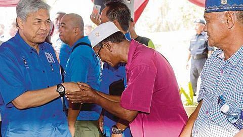 Zahid seru Felda seluruh negara terus setia kepada BN