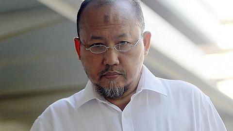 Bekas Presiden Majlis Pusat dihukum penjara 42 bulan