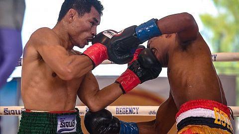 'Gergasi kerdil' Thai saingi rekod tanpa kalah Mayweather...