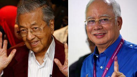 PRU Malaysia sengit