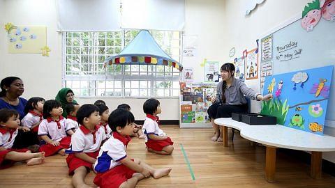 Kursus diploma baru untuk jadi guru prasekolah