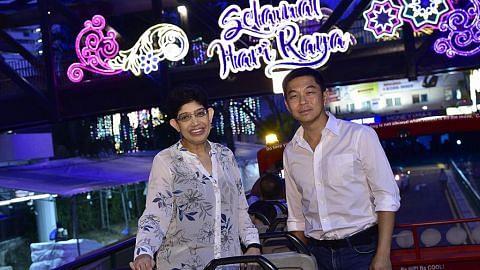 Hiasan lampu Raya papar budaya Melayu, usaha satukan masyarakat