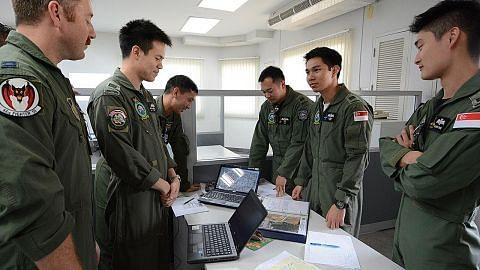 Kapten Muhammad penuhi impian sebagai juruterbang pesawat pejuang