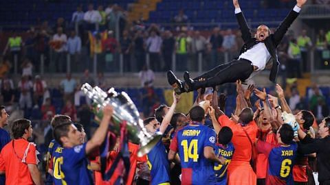 'Sentuhan emas' Guardiola
