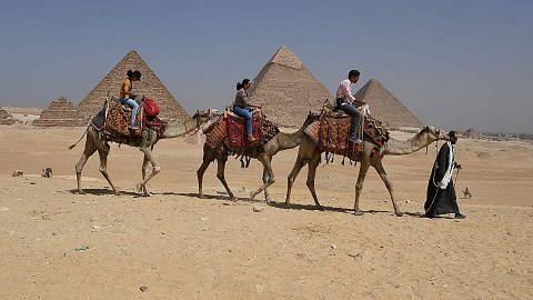 Pelawat Russia ke Mesir dijangka cecah 1 juta