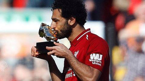 Anugerah 'But Emas' bagi Salah