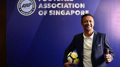 Fandi pimpin skuad nasional harungi Piala Suzuki, yakin Singa ada peluang