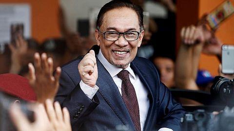 Anwar tidak akan sertai Kabinet buat masa ini