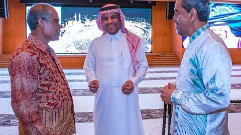 Kedutaan Arab Saudi anjur iftar perkukuh hubungan negara