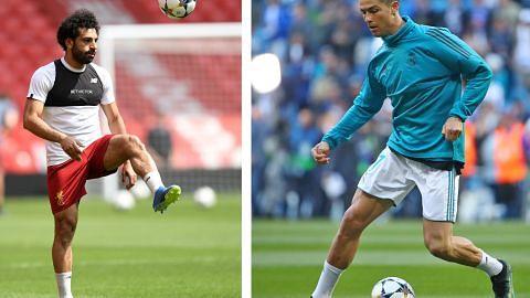 Salah atau Ronaldo?