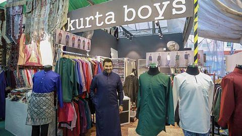 Kurta, jubah antara pelbagai pilihan untuk kaum Adam