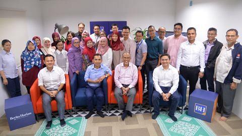 Masagos sertai iftar bersama karyawan kesihatan di BH