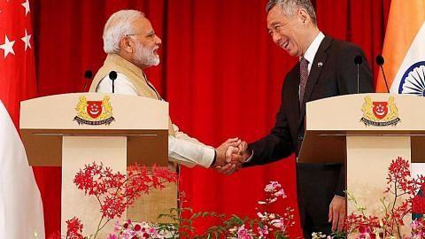 S'pura, India akan mula pusingan ketiga rundingan perjanjian ekonomi dua hala