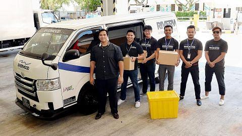 Firma logistik manfaat 'SME Go Digital' bagi guna teknologi