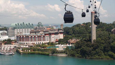 Singapura peruntuk kawasan Shangri-La, Sentosa bagi urusan sidang