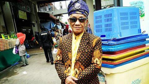 Bertanjak dalam kesibukan bazar demi tonjolkan warisan Melayu