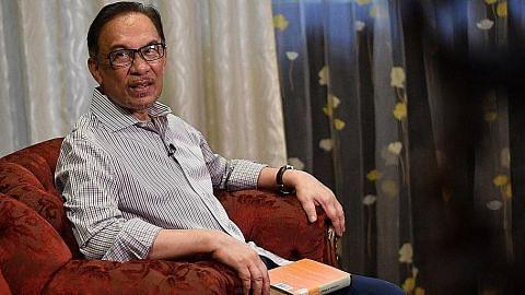 Tiada rancangan Anwar ambil alih kerusi Pandan