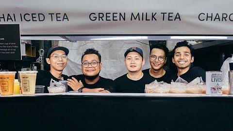 Jualan teh susu naik hingga 30%