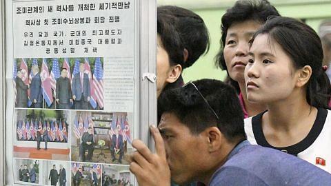 Eropah sambut baik komitmen Korea U laksana pelucutan senjata nuklear