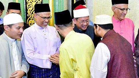 Masagos: Muslim SG kini lebih bersemangat saling membantu