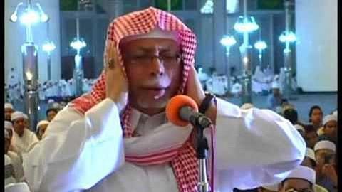 40 tahun laungkan azan di Masjidil Haram