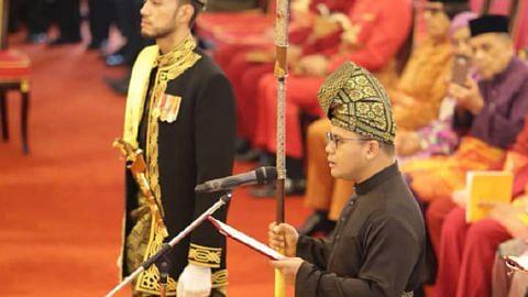 Amirudin Shari kini Menteri Besar Selangor