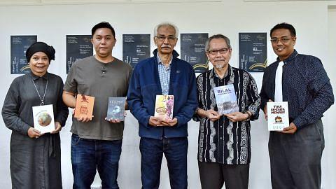 Hadiah Sastera S'pura: 10 penulis Melayu dalam senarai
