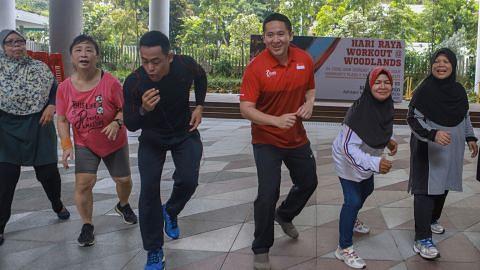 HPB anjur 'Hari Raya Workout'