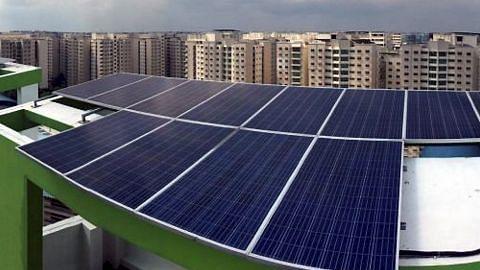HDB luaskan usaha guna kuasa suria