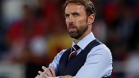 Southgate pertahan keputusan rehatkan pemain