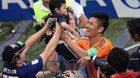 Jepun terselamat dek rekod bersih, temani Colombia ke pusingan kedua