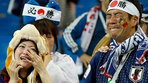 Pengurus Jepun akui amat kecewa