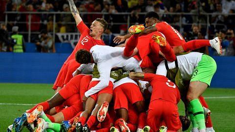 Southgate dan England akhirnya lenyapkan 'badi' sepakan penalti