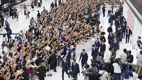 Jepun mahu cari jurulatih baru