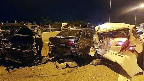 Walau jarang berlaku, kemalangan dekat Koswe boleh jejas teruk trafik